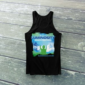 Luminosity Beach Festival DJ Tanktop