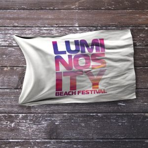 Luminosity Beach Festival Flag