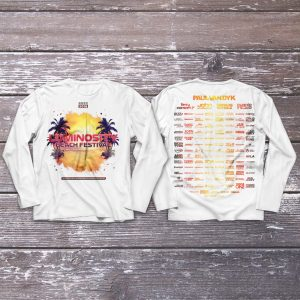 Luminosity Beach Festival 2018 Longsleeve