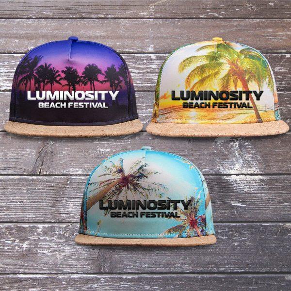 Luminosity Palm Cap