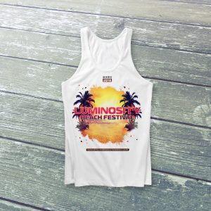 Luminosity Beach Festival 2018 Tanktop